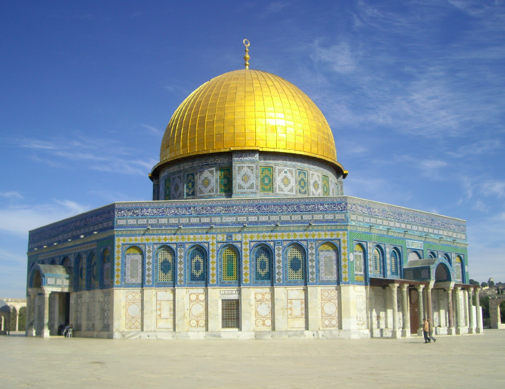 Did the Crusades Change Jerusalem's Religious Symbolism in Islam?