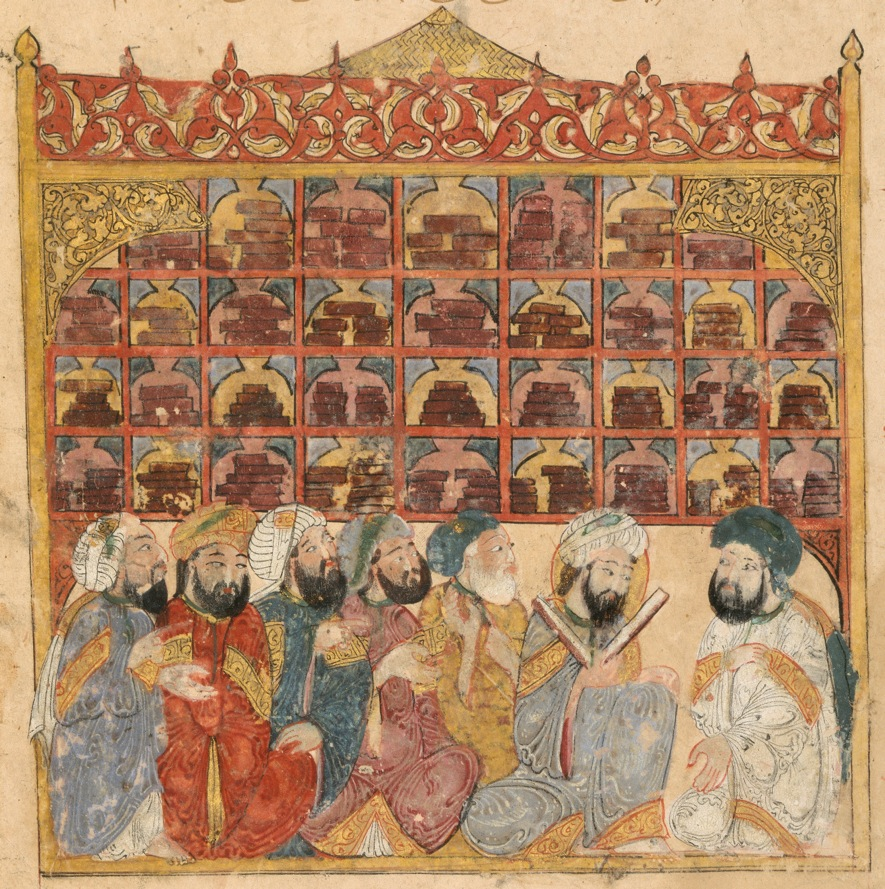 Reading Practices and Libraries in the Pre-Ottoman Middle East